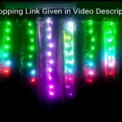Pixel Led Home Decoration Set (10*10)